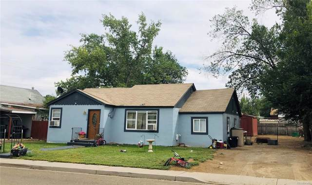 110 School Street, Rangely, CO 81648 (MLS #4461122) :: 8z Real Estate