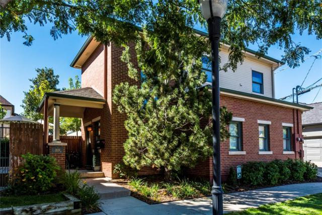 3650 E Bayaud Avenue E, Denver, CO 80209 (#4461148) :: The Healey Group
