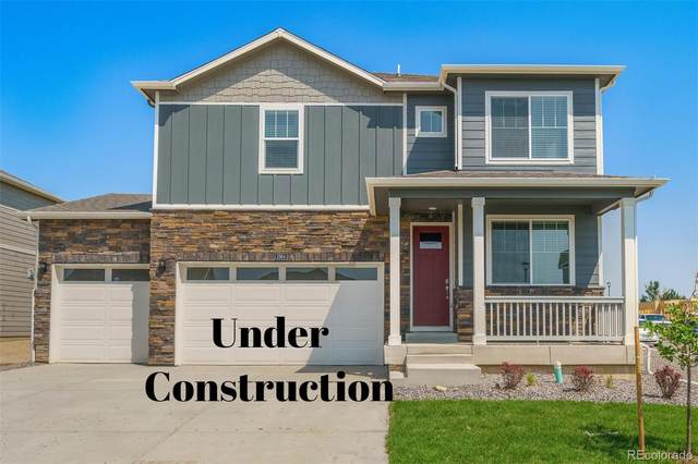 1581 Northcroft Drive, Windsor, CO 80550 (#4461351) :: The Gilbert Group