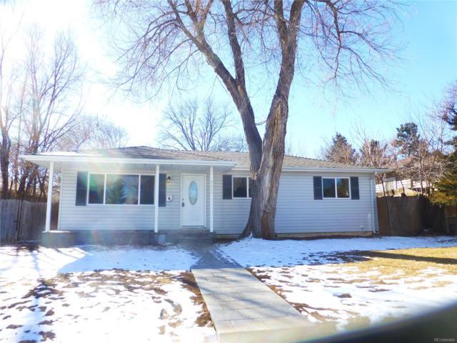 4690 E Wyoming Place, Denver, CO 80222 (MLS #4461991) :: 8z Real Estate