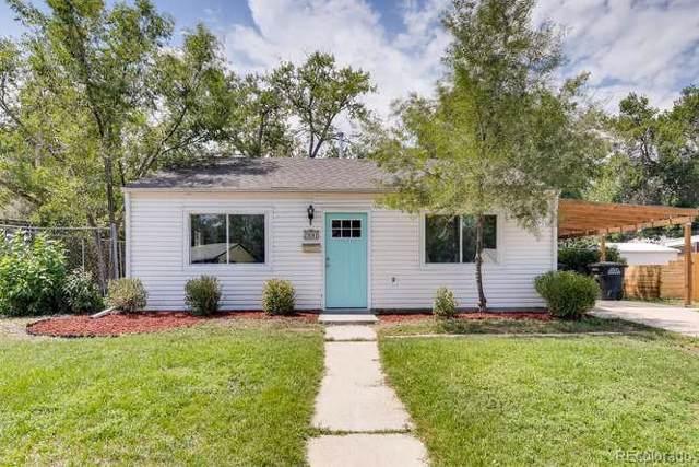 2691 S Grove Street, Denver, CO 80219 (MLS #4462255) :: 8z Real Estate