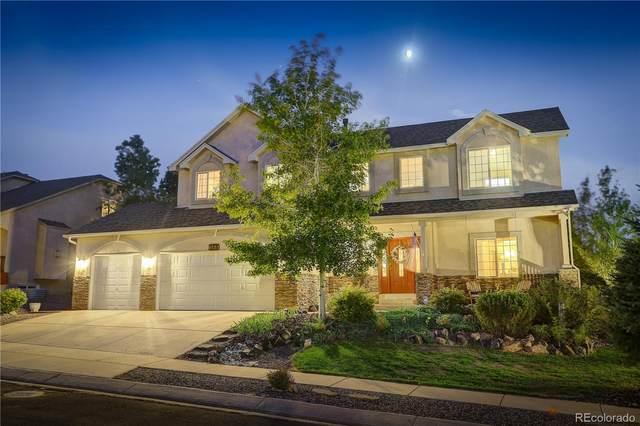 6551 Prairie Wind Drive, Colorado Springs, CO 80923 (MLS #4462372) :: 8z Real Estate