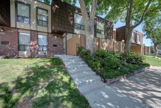 9346 W Utah Avenue, Lakewood, CO 80232 (MLS #4462394) :: 8z Real Estate