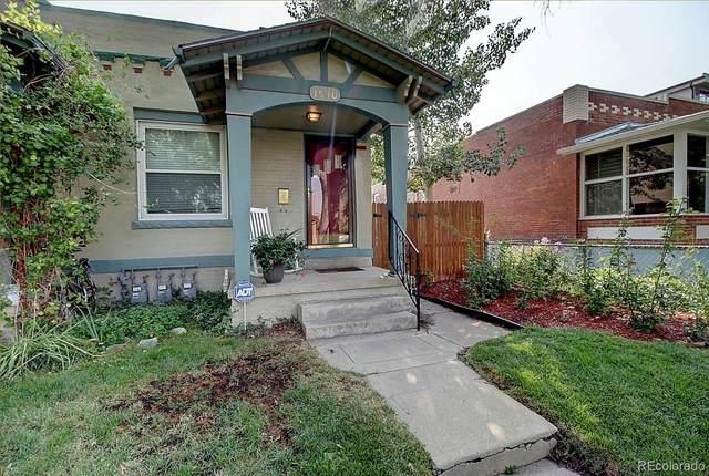 1510 S Washington Street, Denver, CO 80210 (#4462472) :: The DeGrood Team