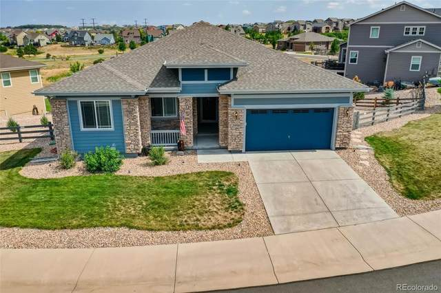 2958 Russet Sky Trail, Castle Rock, CO 80108 (MLS #4462476) :: Neuhaus Real Estate, Inc.