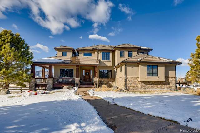 10409 Hunt Master Place, Littleton, CO 80125 (#4462527) :: iHomes Colorado