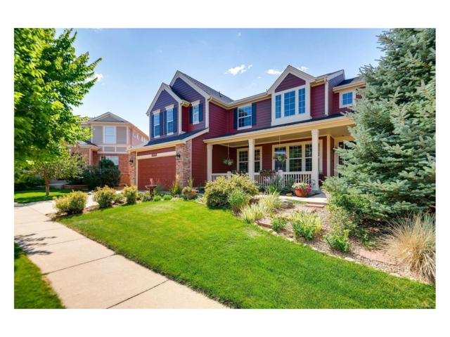 13274 W 86th Drive, Arvada, CO 80005 (#4462824) :: The Pete Cook Home Group