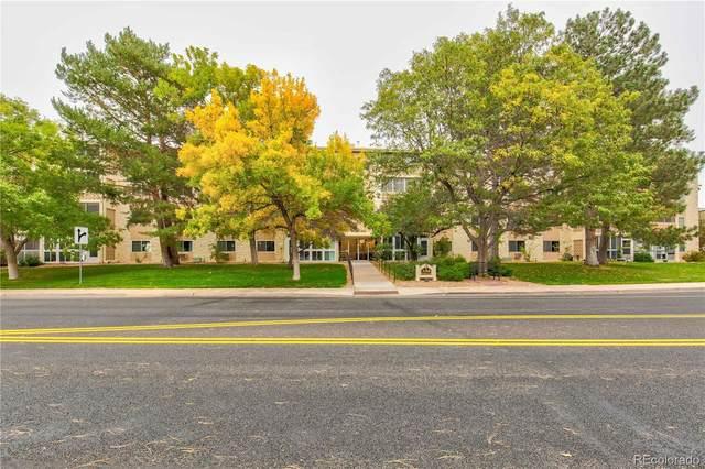 3184 S Heather Gardens Way #401, Aurora, CO 80014 (#4462939) :: Finch & Gable Real Estate Co.