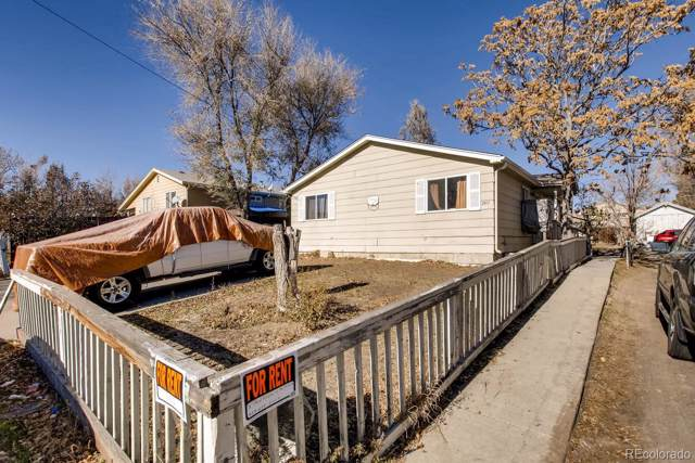 3511 W Dakota Avenue, Denver, CO 80219 (MLS #4463005) :: 8z Real Estate