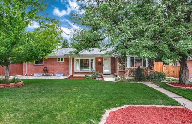 7155 S Lincoln Street, Centennial, CO 80122 (#4463172) :: The Heyl Group at Keller Williams