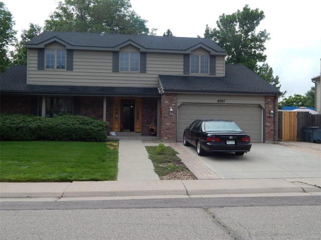 6517 S Yarrow Way, Littleton, CO 80123 (MLS #4463177) :: 8z Real Estate