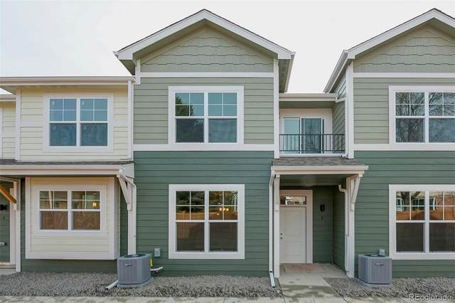 11065 W 64th Avenue B, Arvada, CO 80004 (#4463278) :: The DeGrood Team