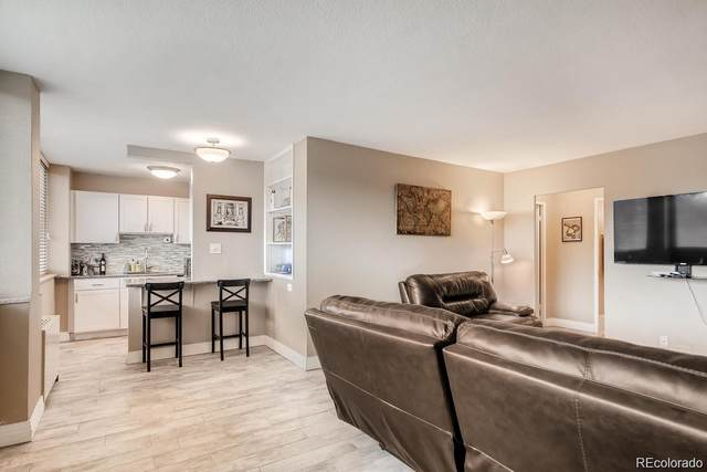 1196 N Grant Street #308, Denver, CO 80203 (#4463595) :: Kimberly Austin Properties