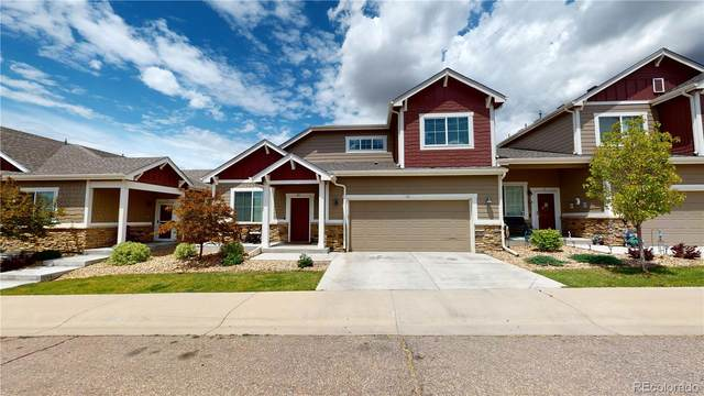 6024 W 1st Street #40, Greeley, CO 80634 (#4463650) :: James Crocker Team