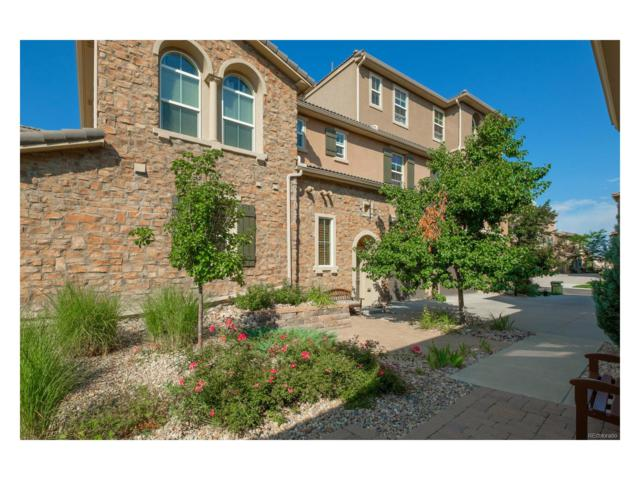3482 Cascina Place B, Highlands Ranch, CO 80126 (MLS #4463686) :: 8z Real Estate