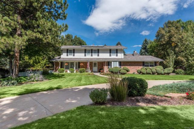 5285 E Oxford Avenue, Cherry Hills Village, CO 80113 (#4463862) :: The City and Mountains Group