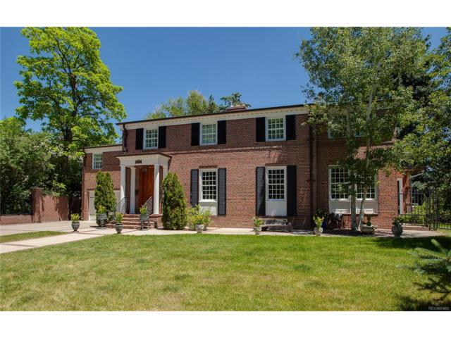 100 N High Street, Denver, CO 80218 (MLS #4463986) :: 8z Real Estate