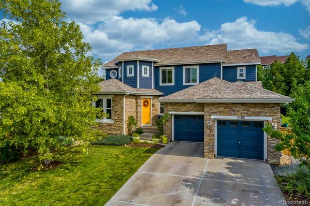 2586 Pemberly Avenue, Highlands Ranch, CO 80126 (#4464528) :: The Brokerage Group