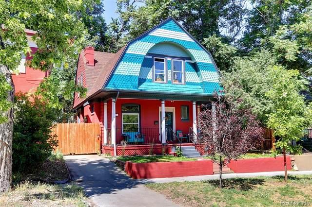 1575 N Franklin Street N, Denver, CO 80218 (#4464561) :: Mile High Luxury Real Estate