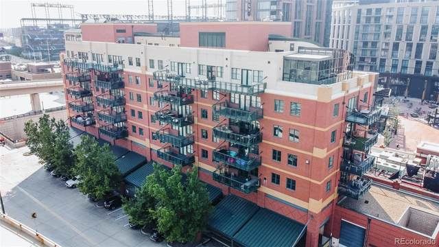1735 19th Street 6B, Denver, CO 80202 (#4464570) :: The HomeSmiths Team - Keller Williams