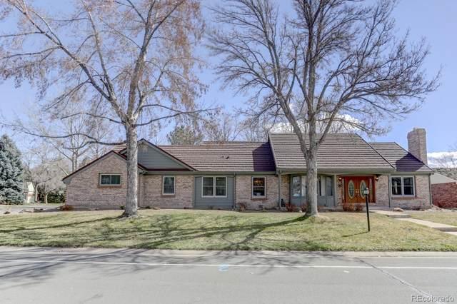 8 Spyglass Drive, Littleton, CO 80123 (MLS #4464578) :: 8z Real Estate