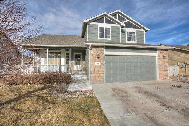 3266 Firewater Lane, Wellington, CO 80549 (#4464638) :: Bring Home Denver