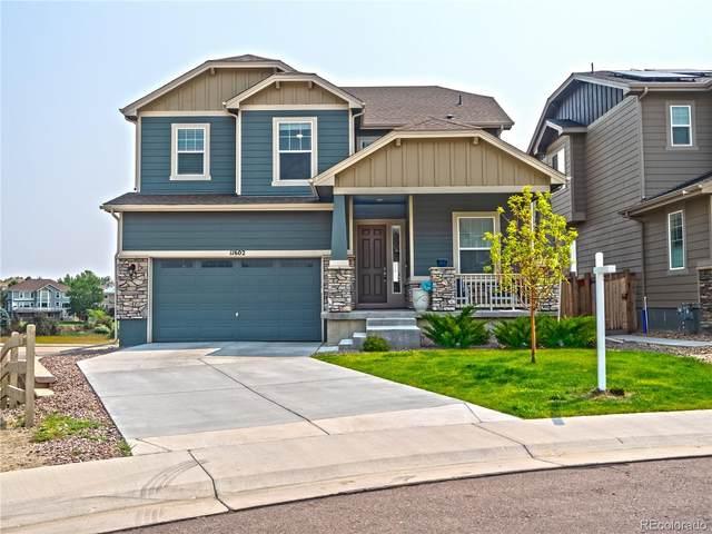 11602 W Quarles Avenue, Littleton, CO 80127 (MLS #4464682) :: 8z Real Estate