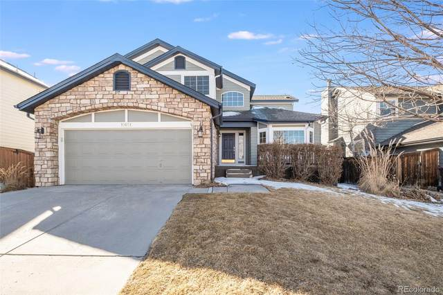 10651 Stoneflower Drive, Parker, CO 80134 (#4464985) :: The Margolis Team