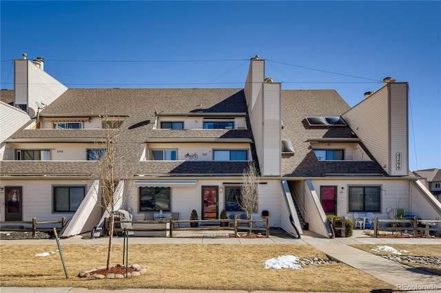 4266 S Eldridge Street #103, Morrison, CO 80465 (MLS #4465012) :: 8z Real Estate