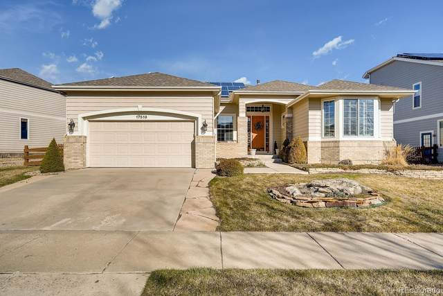 17519 W 62nd Place, Arvada, CO 80403 (#4465468) :: The DeGrood Team