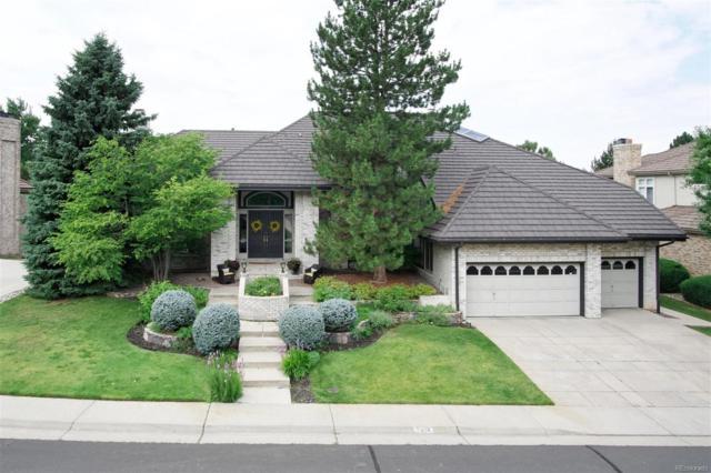 7957 S Fairfax Court, Centennial, CO 80122 (#4465480) :: The Peak Properties Group
