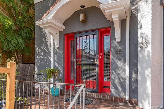 25 S Sherman Street, Denver, CO 80209 (#4465638) :: Mile High Luxury Real Estate