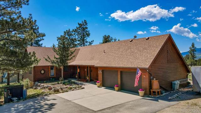 18290 Trail West Drive, Buena Vista, CO 81211 (#4466112) :: The DeGrood Team
