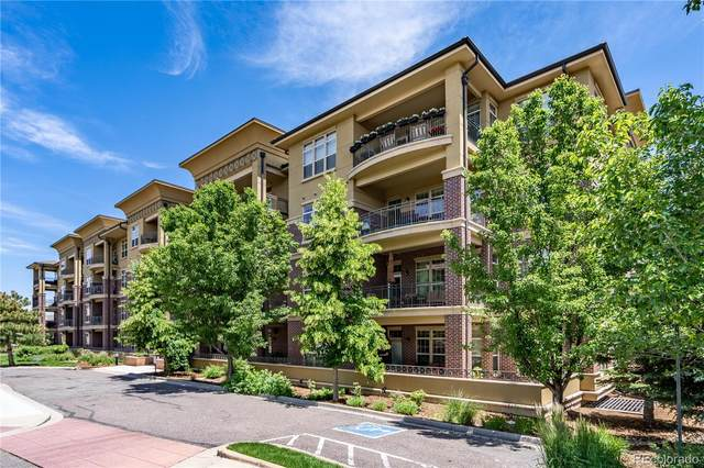 7820 Inverness Boulevard #409, Englewood, CO 80112 (#4466131) :: Finch & Gable Real Estate Co.