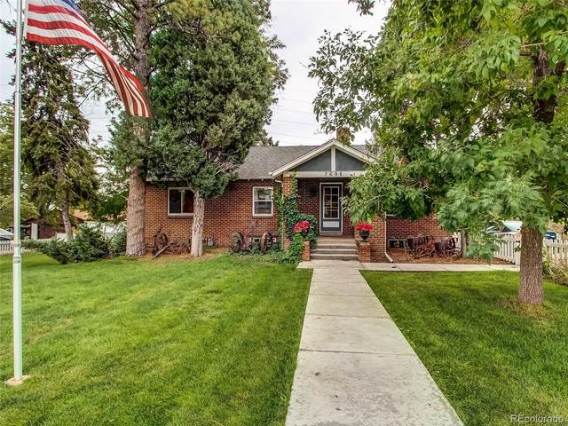 7698 W 10th Avenue, Lakewood, CO 80214 (#4466363) :: The Dixon Group