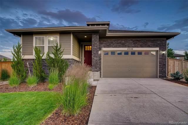 25146 E 1st Avenue, Aurora, CO 80018 (#4466447) :: Stephanie Fryncko | Keller Williams Integrity