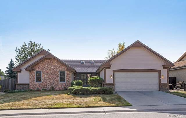 8030 Eagle Feather Way, Lone Tree, CO 80124 (MLS #4466487) :: 8z Real Estate