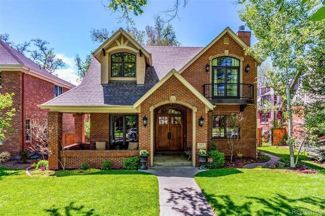 407 S Race Street, Denver, CO 80209 (#4466643) :: Wisdom Real Estate