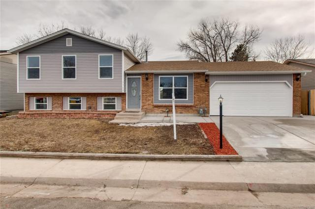 5568 E 111th Drive, Thornton, CO 80233 (#4466663) :: The Heyl Group at Keller Williams