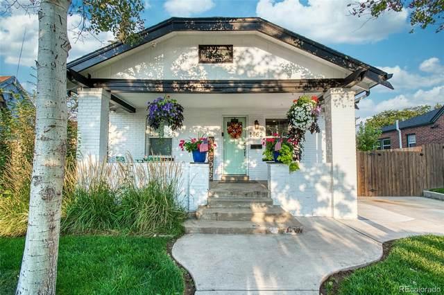 1462 Rosemary Street, Denver, CO 80220 (#4466953) :: Symbio Denver