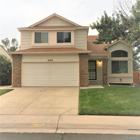 4353 Liverpool Court, Denver, CO 80249 (#4467113) :: You 1st Realty