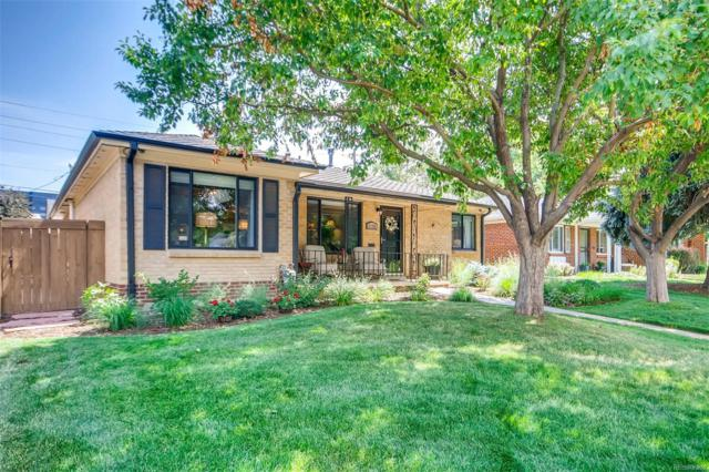 1150 S Harrison Street, Denver, CO 80210 (#4467141) :: 5281 Exclusive Homes Realty