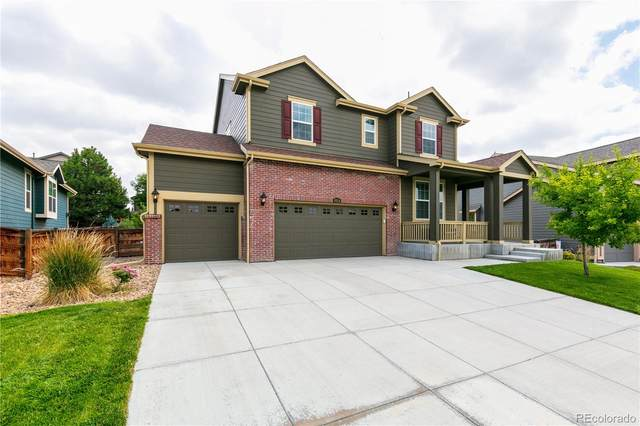 9934 Quintero Street, Commerce City, CO 80022 (#4467193) :: The HomeSmiths Team - Keller Williams