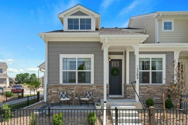 1702 W 50th Street, Loveland, CO 80538 (#4467494) :: West + Main Homes