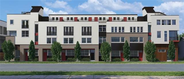 4469 Tennyson Street #18, Denver, CO 80212 (#4467633) :: Chateaux Realty Group