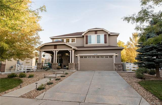 24589 E Louisiana Circle, Aurora, CO 80018 (#4467776) :: The Dixon Group