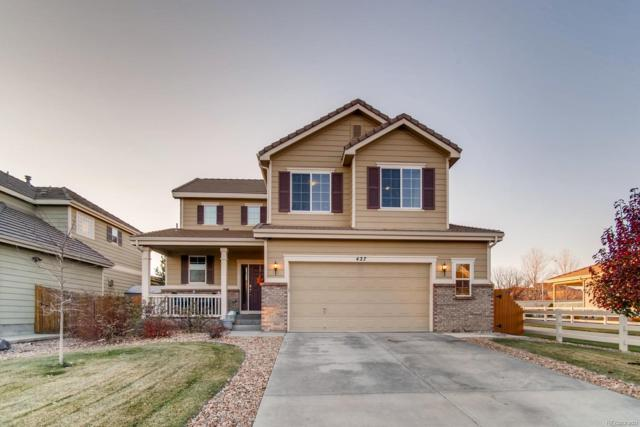427 Hayloft Way, Brighton, CO 80601 (#4468400) :: The Peak Properties Group