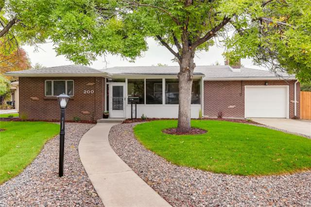 200 Iris Street, Broomfield, CO 80020 (#4468448) :: Sellstate Realty Pros