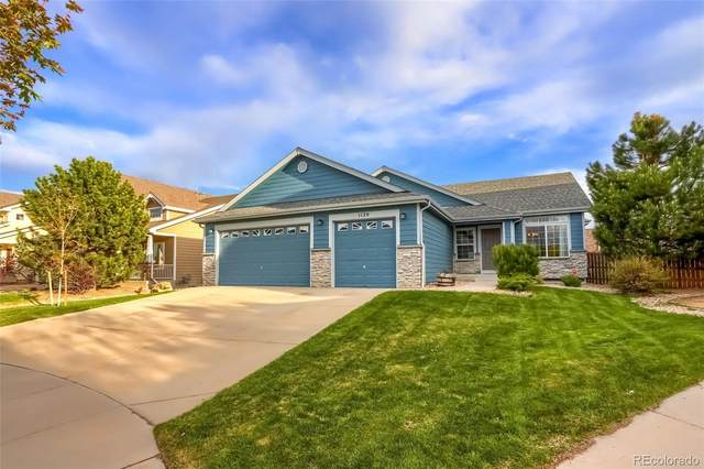 1120 Sunset Way, Erie, CO 80516 (#4468575) :: The Peak Properties Group