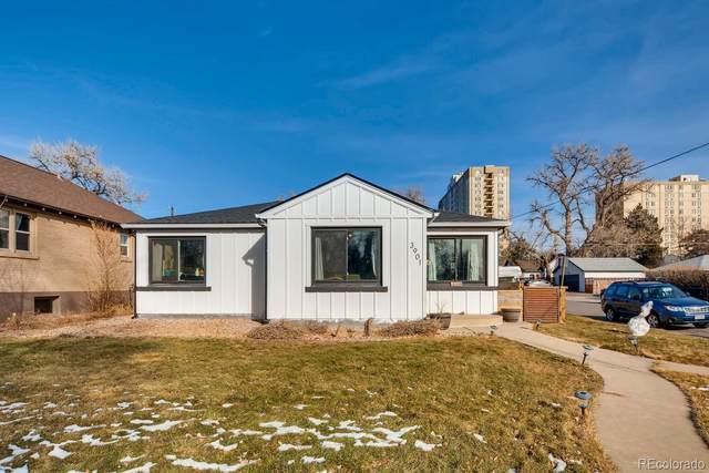 3901 W 25th Avenue, Denver, CO 80212 (#4468600) :: Wisdom Real Estate